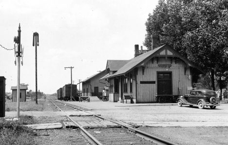 MC Roscommon MI Depot